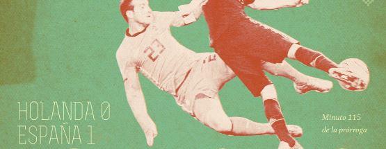 Goles míticos de la Selección española: Gol de Iniesta - Mundial de Sudáfrica 2010 - FÚTBOLSELECCIÓN