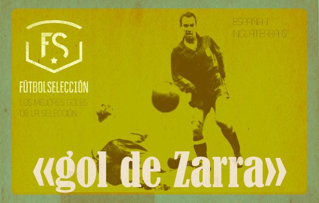 El gol de Zarra - FÚTBOLSELECCIÓN