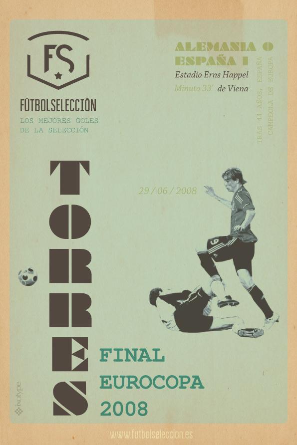 Goles míticos de la Selección española: El gol de Torres - FÚTBOLSELECCIÓN