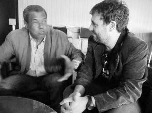 Antonio y Luiz Pereira