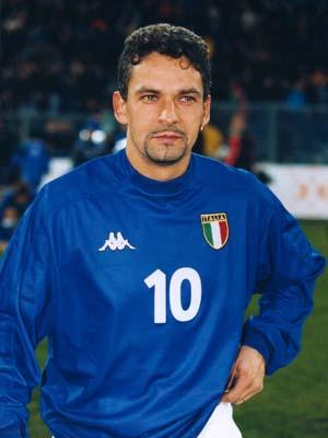 Una docena de grandes jugadores que nunca ganaron un Mundial - Baggio - FÚTBOLSELECCIÓN
