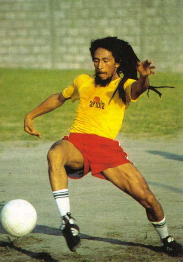 Bob Marley Fútbol - FÚTBOLSELECCIÓN