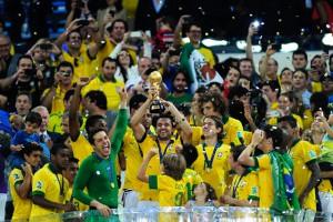 Brasil Campeón - FÚTBOLSELECCIÓN