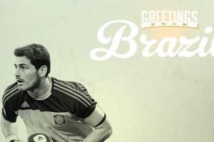 Iker Casillas - Jugadores del Mundial 2014 - FÚTBOLSELECCIÓN