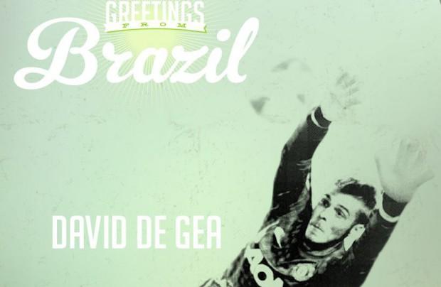 David De Gea - Jugadores del Mundial 2014 - FÚTBOLSELECCIÓN