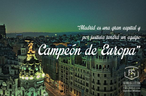 De Madrid al cielo - FÚTBOLSELECCIÓN