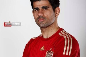 Diego Costa con La Roja - FÚTBOLSELECCIÓN