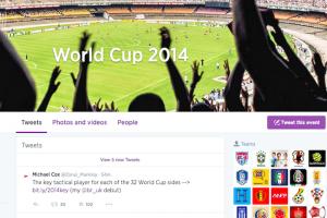 El Mundial de Brasil 2014 lo ganan las RRSS