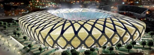 """El estadio de Manaos """"Arena de la Amazonía"""" inaugurado - FÚTBOLSELECCIÓN"""