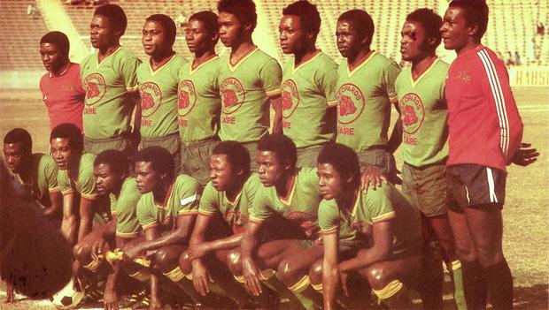 El exotismo de Zaire en el Mundial de 1974 - FÚTBOLSELECCIÓN