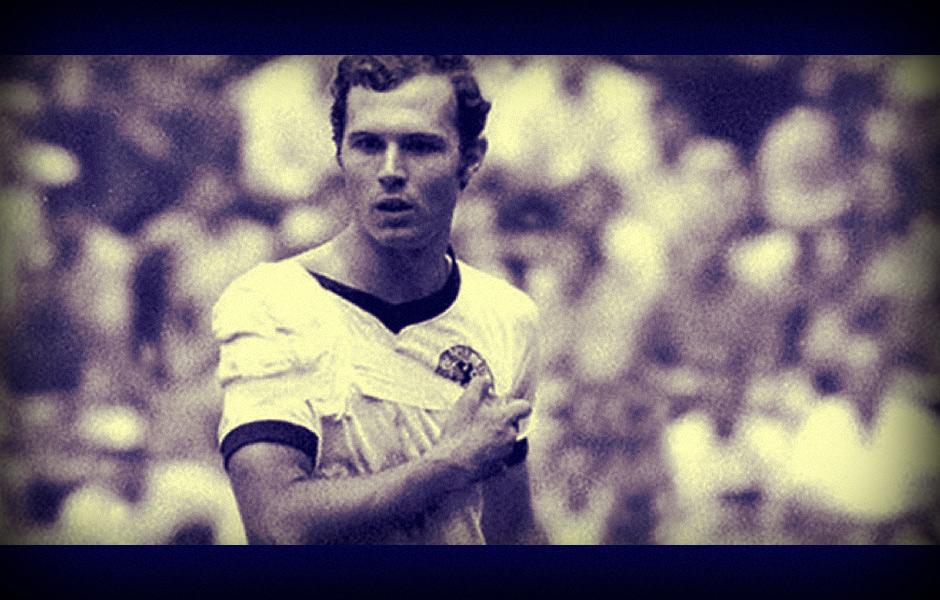 Futbol Seleccion - El auténtico partido del siglo Beckenbauer