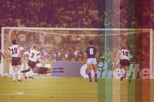 Goycoechea, el héroe parapenaltis del Mundial de Italia 90 - FÚTBOLSELECCIÓN