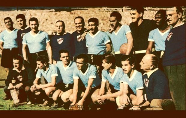 Uruguay y el Maracanazo - FÚTBOLSELECCIÓN