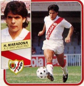 Hugo Maradona - FÚTBOLSELECCIÓN