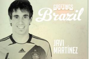 Javi Martínez - FUTBOLSELECCION