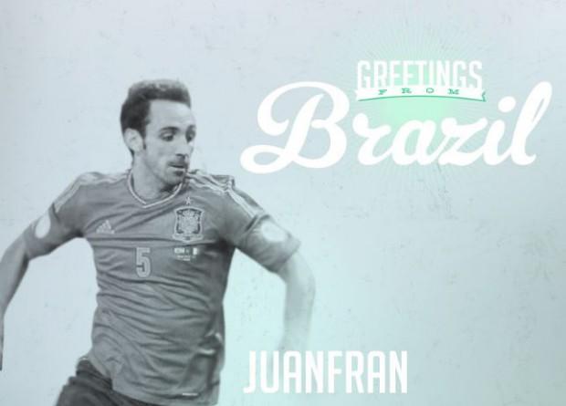Juanfran - FUTBOLSELECCION