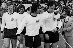La Selección alemana alcanza el récord de los cien partidos