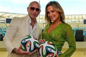 La canción oficial del Mundial de Brasil 2014 - FÚTBOLSELECCIÓN