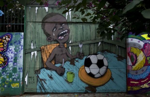 La otra imagen del Mundial de Brasil - FÚTBOLSELECCIÓN