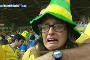 Mal de brasileños, consuelo de españoles