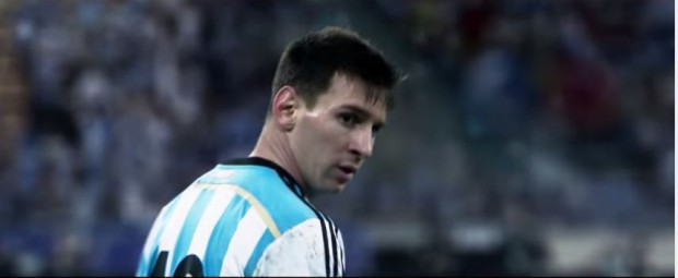 Messi soñando con el Mundial de Brasil 2014 - FÚTBOLSELECCIÓN