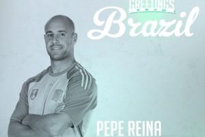Pepe Reina - Jugadores del Mundial 2014 - FÚTBOLSELECCIÓN