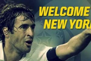 Raul ficha por el New York CosmosRaul ficha por el New York Cosmos