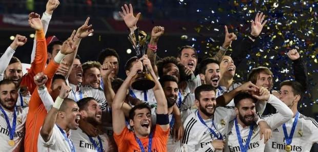 Real Madrid Campeón del Mundo