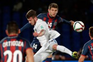 Real Madrid - San Lorenzo
