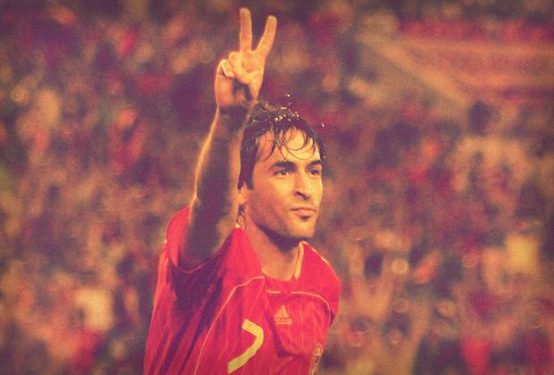 ¿Sabes cuántos goles ha marcado Raúl González en la Copa del Mundo? - FÚTBOLSELECCIÓN