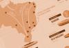 Infografía Sedes del Mundial Brasil 2014 - FÚTBOLSELECCIÓN