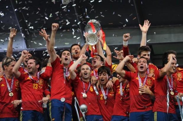 Selección Española primera en el Ranking FIFA - FÚTBOLSELECCIÓN