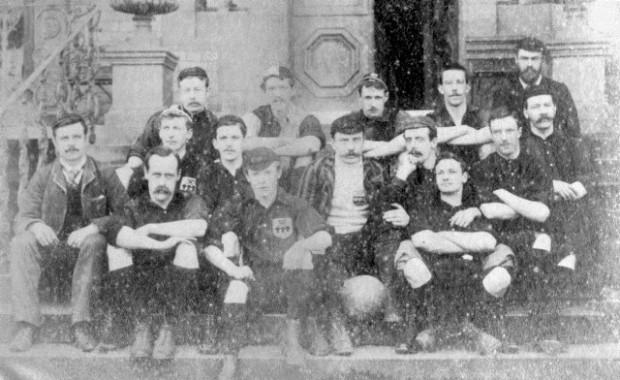 Sheffield FC 1890 - FÚTBOLSELECCIÓN