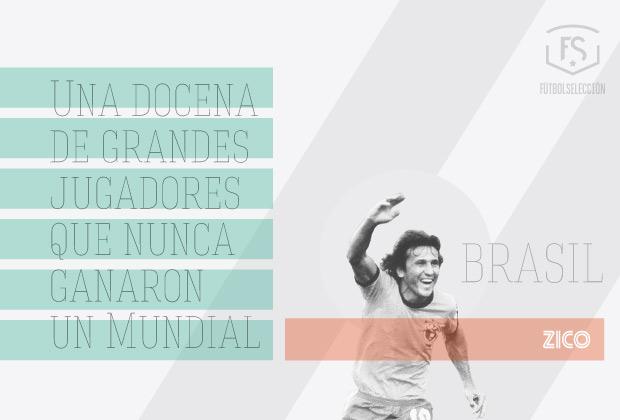 Infografia - Una docena de grandes jugadores que nunca ganaron un Mundial - FÚTBOLSELECCIÓN