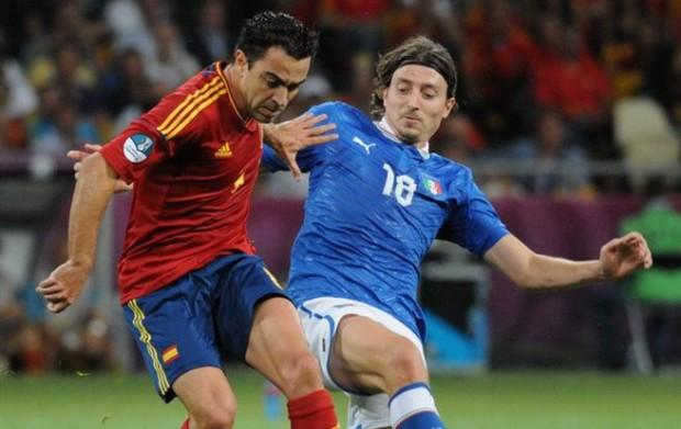 Xavi Hernandez - Futbolseleccion.com
