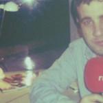 Antonio Muelas en cabina de retransmisión - RNE - FÚTBOLSELECCIÓN