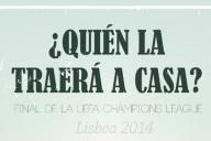 ¿Quién la traerá a casa? - Champions League - Real Madrid - Atlético de Madrid - FÚTBOLSELECCIÓN