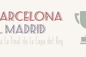 Final Copa del Rey 2013-2014 FC Barcelona vs Real Madrid - FÚTBOLSELECCIÓN