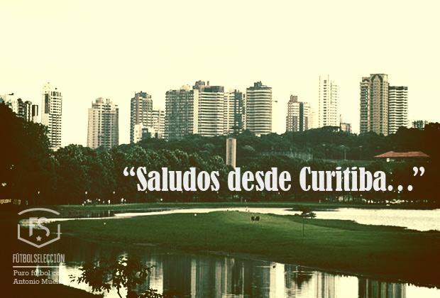 Curitiba nuestra segunda casa - FÚTBOLSELECCIÓN
