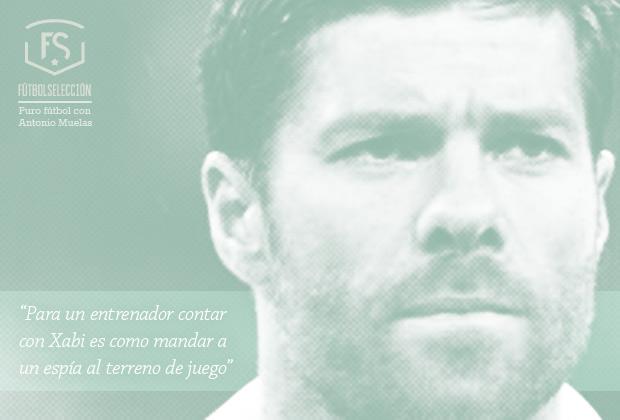 Xabi Alonso: El hombre tranquilo - FÚTBOLSELECCIÓN