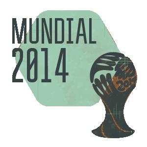 Mundial 2014 - Fútbol Selección