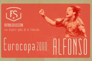 Goles míticos de la Selección española: Gol de Alfonso - Eurocopa 2000 - FÚTBOLSELECCIÓN