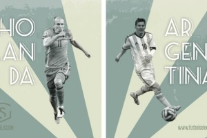 Semifinal:Holanda vs Argentina