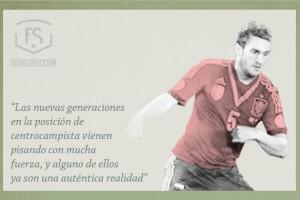 Koke - Jugador de la Selección española de Fútbol - FÚTBOLSELECCIÓN