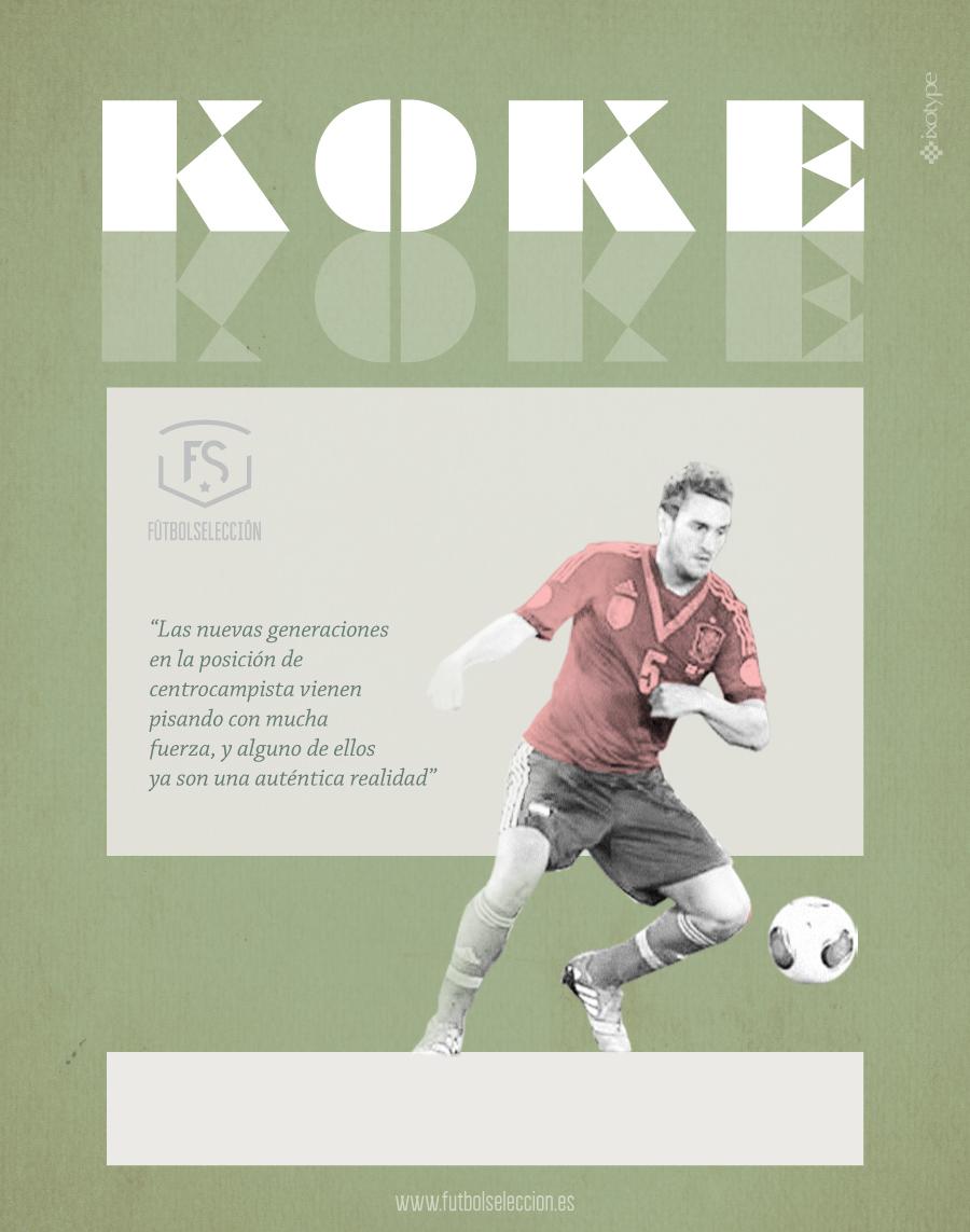 Koke - FÚTBOLSELECCIÓN