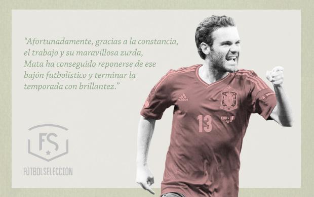 Juan Mata - Jugador de la Semana - FÚTBOLSELECCIÓN