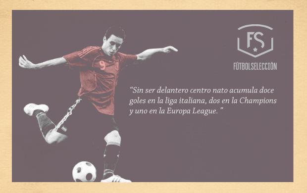 José Callejón - FÚTBOLSELECCIÓN