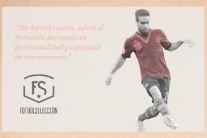 Jugador de la Semana - Dani Carvajal - FÚTBOLSELECCIÓN