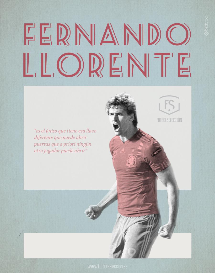 Fernando Llorente - FÚTBOLSELECCIÓN