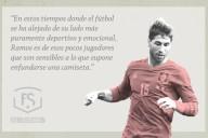 Sergio Ramos - Jugador de la Semana - FÚTBOLSELECCIÓN